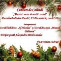 Invitatie la Concertul de Colinde