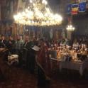 Sfanta Liturghie a Darurilor mai inainte sfintite si Taina Sfantului Maslu in saptamana a III a din Postul Mare in parohia noastra