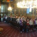 Programul national Scoala Altfel, in Biserica Parohiei Bolintin Deal 1