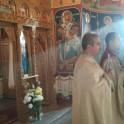 Sfanta Liturghie la Capela Spitalului Orasenesc Bolintin