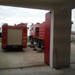 masinile de pompieri