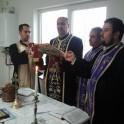 Slujba de sfintire si binecuvantare a punctului de tratare a apei si dotarile tehnologice din parohia noastra
