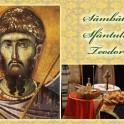 Pomenirea mortilor - Sambata Sfantului Teodor