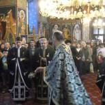 Liturghia Darurilor mai Inainte Sfintite - Biserica Bolintin Deal 1