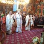 Sfanta Liturghie Arhiereasca in Biserica Bolintin Deal