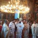 Slujire Arhiereasca in Biserica Bolintin Deal